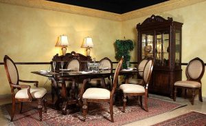 Rug in Dining