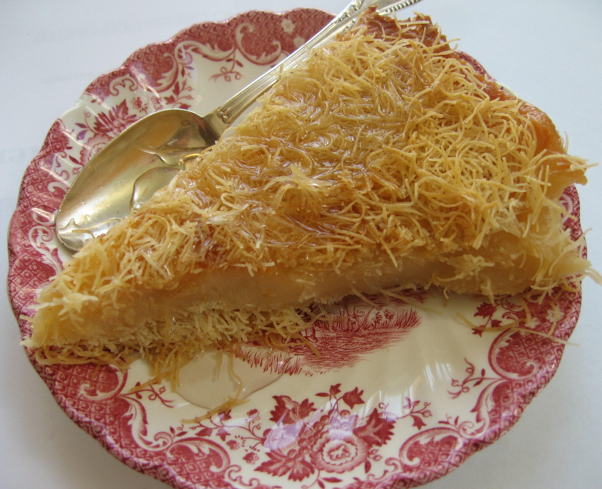 2 Recipes to Make Cheese Kunafe at Home