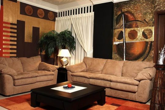 10 Tips on Furnishing the Living Room
