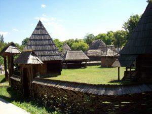 Bucharest - Village museum