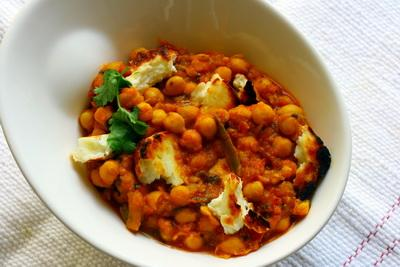 Indian Chana Masala Recipe