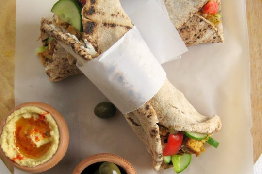 Chicken Shawerma recipe
