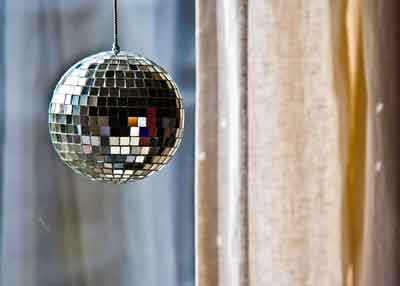 How to Make a Disco Ball with CDs