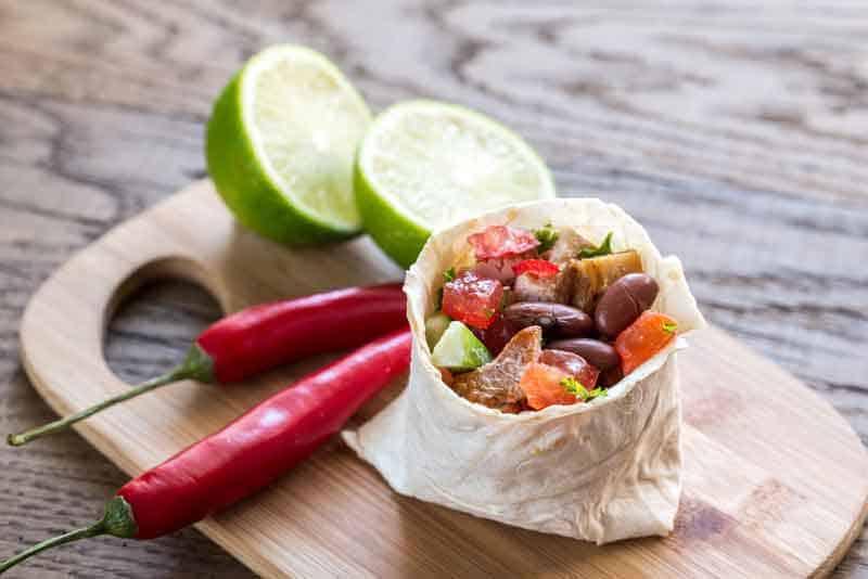 Egyptian Beans Sandwich Recipe