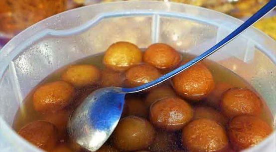Egyptian Lokmat El Kadhi Dessert Recipe