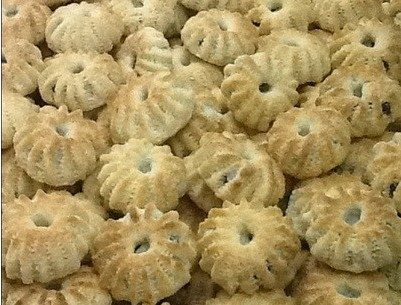 Eid Cookies With 3 Kinds Of Fillings Recipe (Fillings Delight, Agameya, And Dates Recipe)