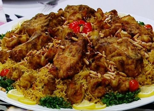 Egyptian Fish Sayadia Recipe