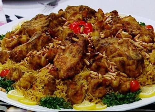 Egyptian Fish Sayadia Recipe