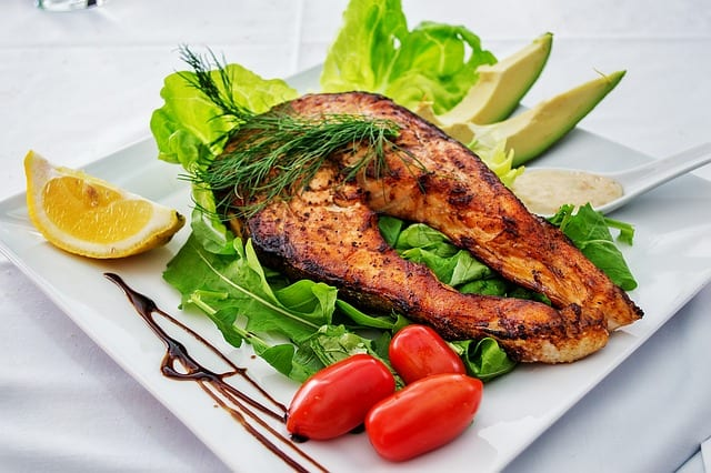 Grouper Fish with Vegetables Recipe