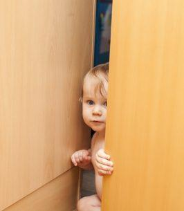 How to Keep Child Safe at Kitchen