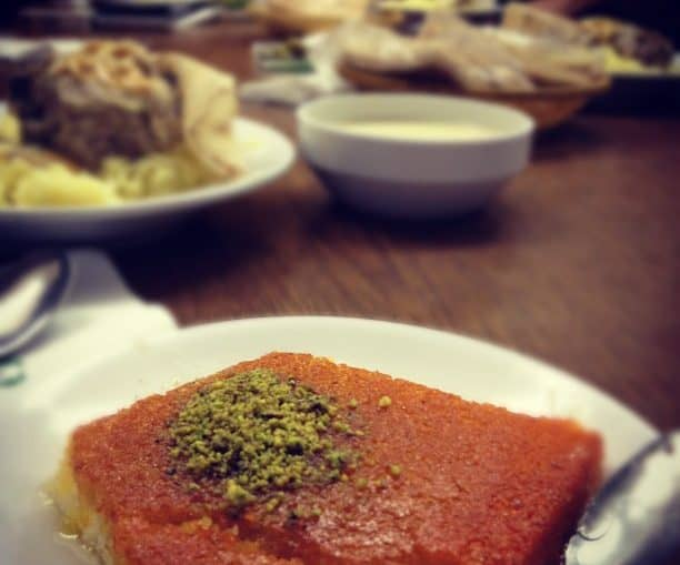2 Recipes to Make Soft Kanafeh Without Kunafa Dough