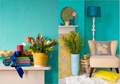 Learn How to Break the Décor's Routine