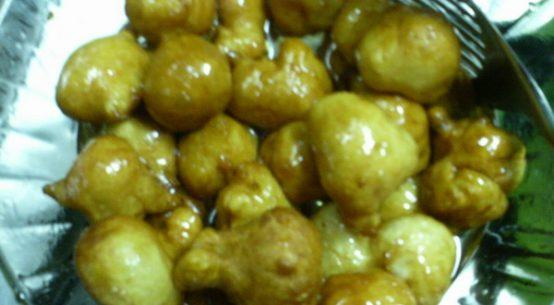 Lokma Recipe