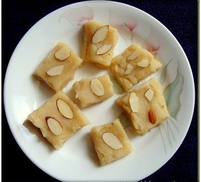 Maida Halwa Recipe