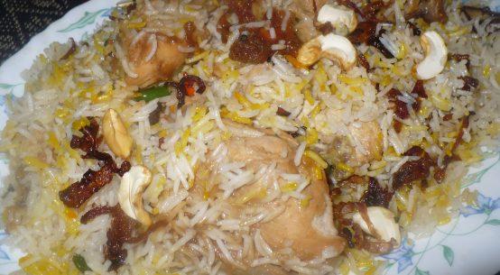 Bangladeshi Morog Polao recipe