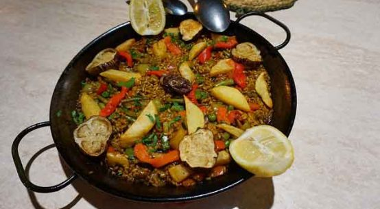 Palestinian Meat Maklouba Recipe (Lamb Recipes)