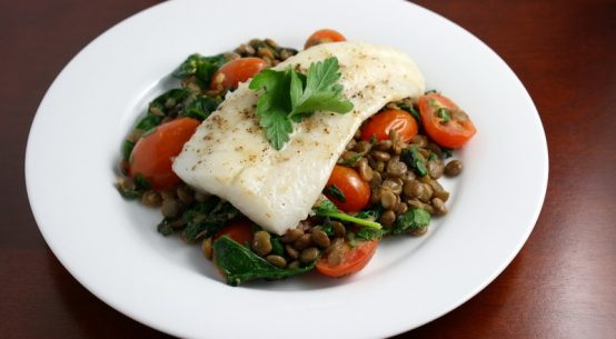 Regime Red Lentil Salad Recipe