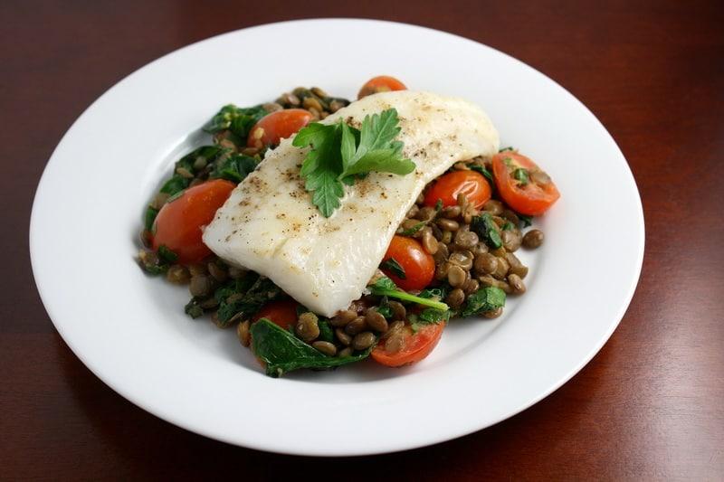 Regime Red Lentil Salad Recipe