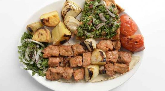 Egyptian Spicy Shish Tawook Recipe (Grilled Chicken Kebab Recipe)