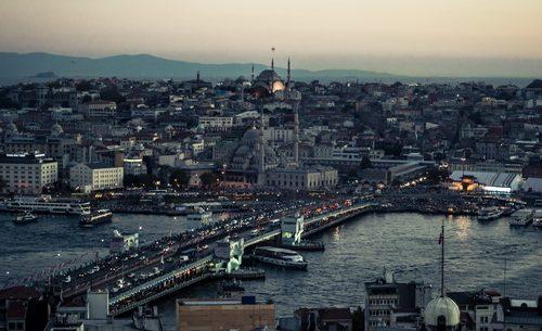 Traveling to Turkey