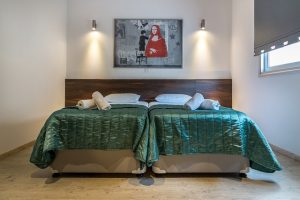 Use Satin to Add a Soft Touch on Your Bedroom