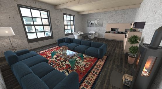 Decorating a pint-sized apartment