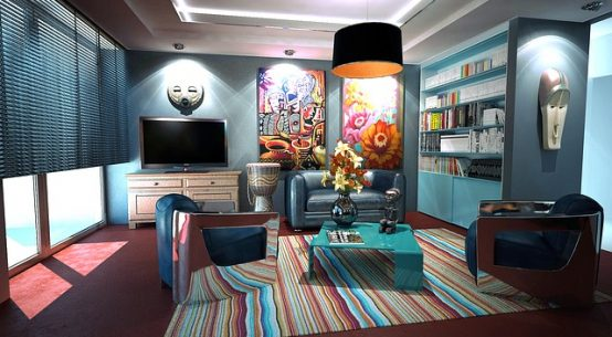 How to multiply the space of your narrow apartment