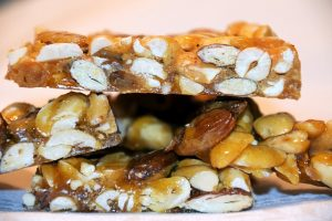 Mawlid Sweets with Nuts