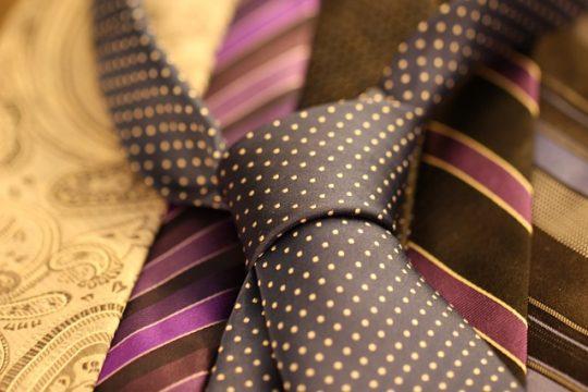 New Methods on How to Tie a Tie!