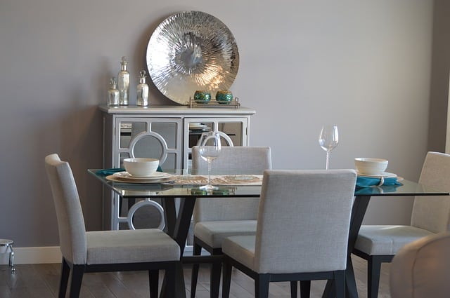 Standards Of Choosing Dining Table And Chairs