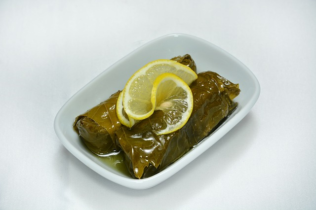 Stuffed Vine leaves recipe
