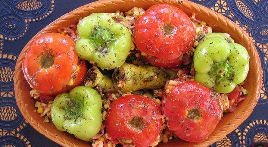 Stuffed Vegetables recipes