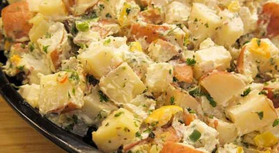 Eggs With Potatoes Recipe