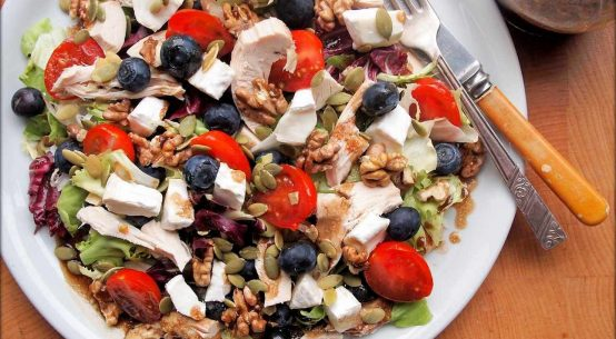 Fruit and Nut Salad Recipe