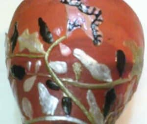 How To Paint Pottery!