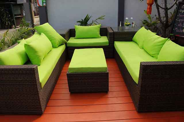 Right Choice For The Outdoor Furniture