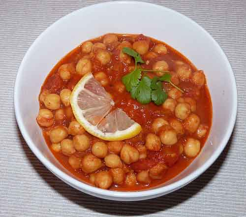 Indian Spicy Chole Bhature Recipe