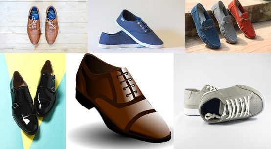 Choose the Right Shoes for Men's