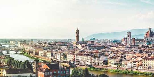 Travel to Florence City In Italy