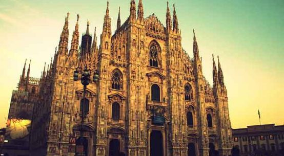 Travel to Fashion City Milan in Italy