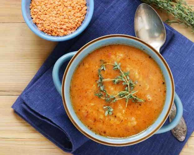 How to Make Egyptian Lentil Soup