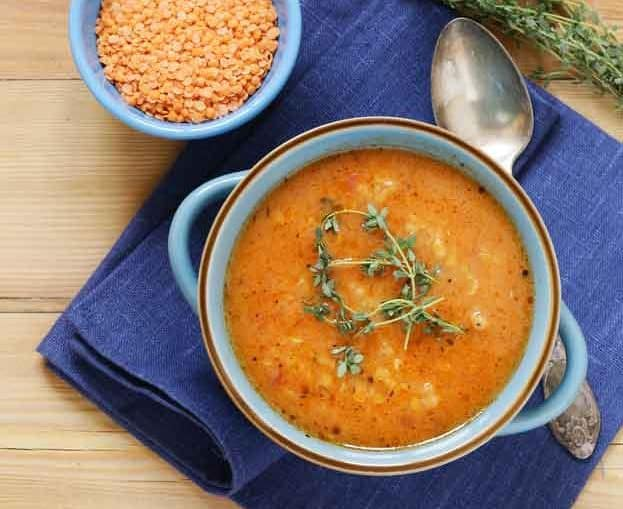 How to Make Egyptian Lentil Soup