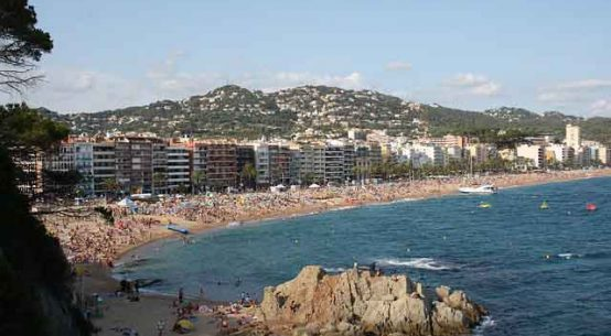 Lloret de Mar - a Place for Tourists