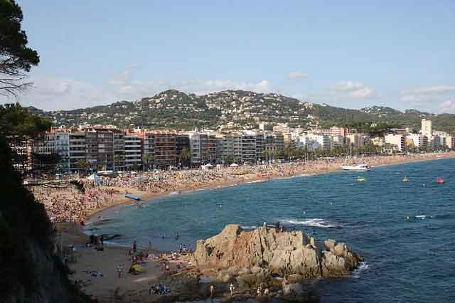 Lloret de Mar - a Place for Tourists