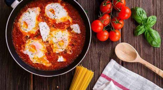 Delicious Israeli Shakshuka Recipe