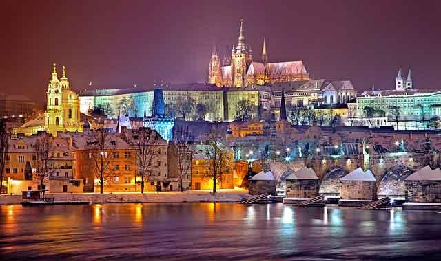 A Brief Guide to Golden Prague