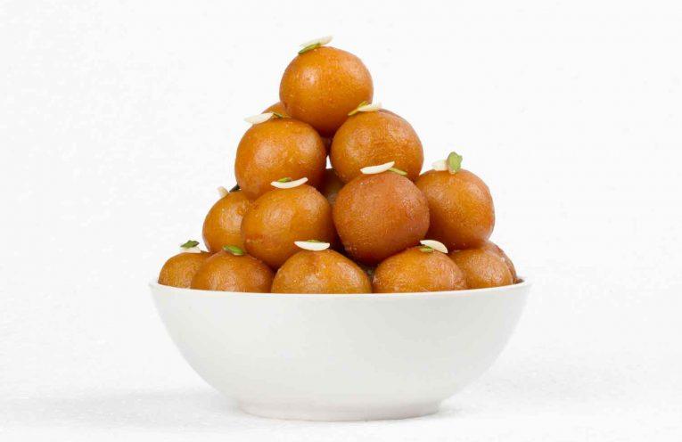Indian Milk Gulab Jamun Recipe