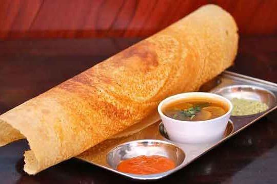 South Indian Crepes Recipe (Masala Dosa Recipe)