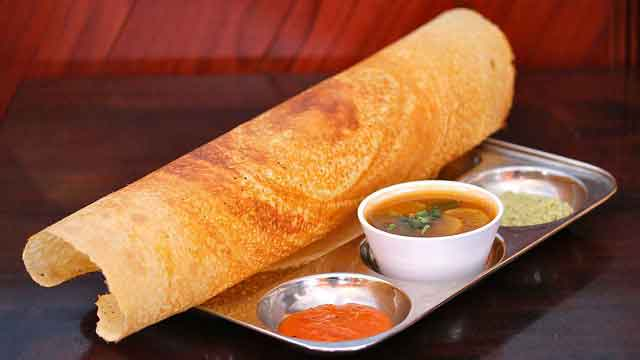 South Indian Crepes Recipe (Masala Dosa Recipe)