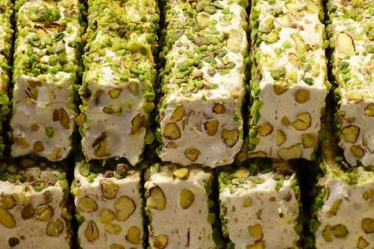 Homemade Classic Nougat Recipe